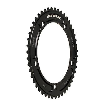 Genética tibia Track chainring 144BCD