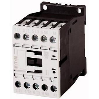 Eaton DILM7-10(24VDC) Contactor 1 pc(s) 3 makers 3 kW 24 Vdc 7 A + auxiliary contact