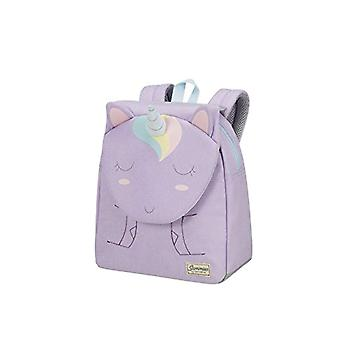 Samsonite Happy Sammies Backpack S - 28 cm - 7.5 L - Purple (Unicorn Lily)
