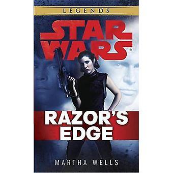 Razor's Edge - Star Wars Legends by Martha Wells - 9780345545251 Book