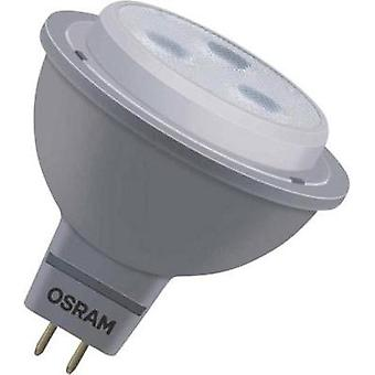LED (monocromo) OSRAM 12 V GU5.3 4 W = 20 EEC W blanco fresco: a + Reflector (Ø x L) 51 x 51 mm regulable 1 PC