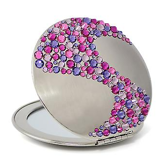 Luxury compact mirror ACS-08.4
