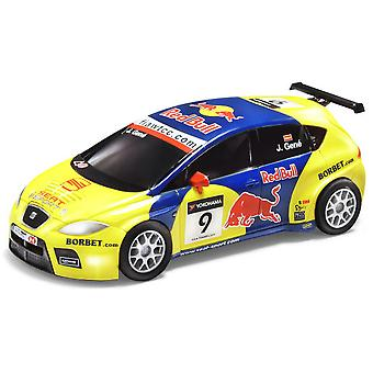 Scalextric Compact Seat León WTCC Car (Toys , Vehicles And Tracks , Slot , Cars)