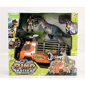 Chap Mei Dino Valley T-Rex Set (Toys , Action Figures , Vehicles)