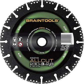 Rhodius 303387 Diamond cutting disc DG210 ALLCUT