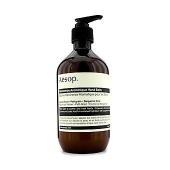 Aesop Ehrfurcht Aromatique Hand Balsam 500ml / 17,2 oz