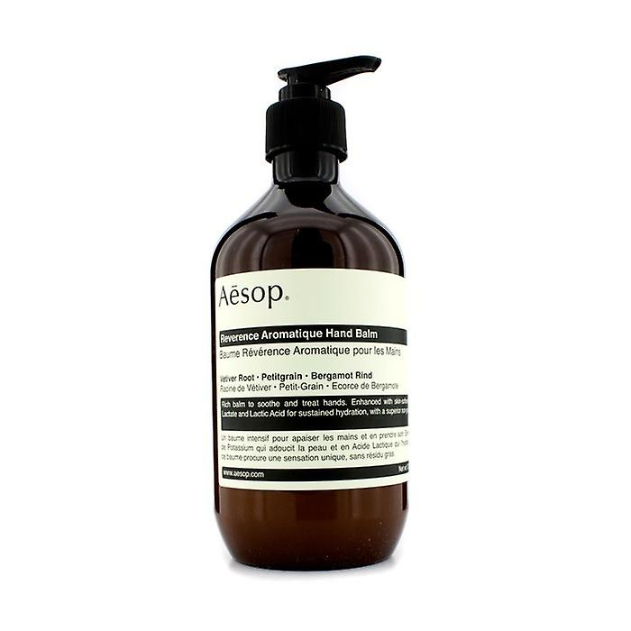 Esopo riverenza Aromatique mano Balm 500ml / 17.2 oz