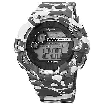 Burgmeister gents alarm Chronograph digital Watch Halifax BM803-020