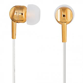 THOMSON EAR3005 Headphones In-ear, Gold