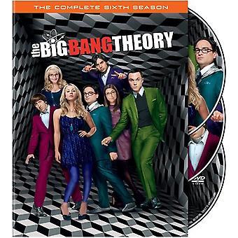 Big Bang Theory - Big Bang Theory: Staffel 6 [DVD] USA import