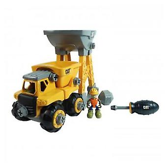 CAT Tipper Wheel Loader Junior (Toys , Vehicles And Tracks , Mini Vehicles , Cars)