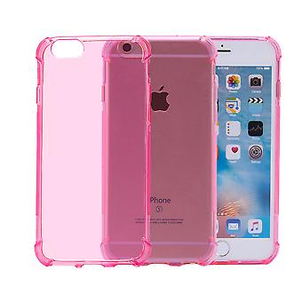 Tough Gel case for Apple iPhone 6 6S - Hot Pink