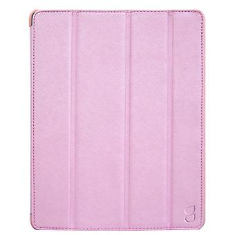GEAR Tabletfodral Pink iPad2/3/4 magnetic clasp