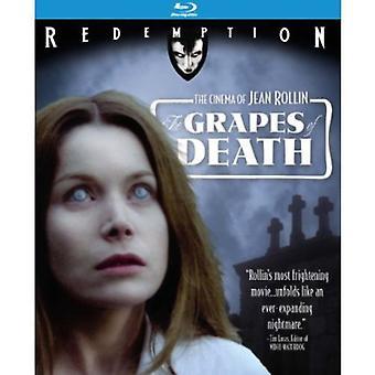 Druer af død [Blu-ray] USA import