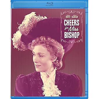 Applausi per l'importazione USA Miss Bishop [Blu-ray]