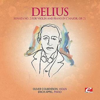 F. Delius - 2 Sonata per violino pianoforte & in importazione USA C principali Op 21 [CD]