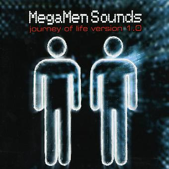 Megaman Sounds - Journey of Life Version 1.0 [CD] USA import