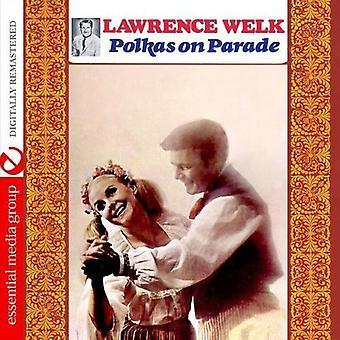 Lawrence Welk - polskor på parad [CD] USA import