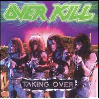 Overkill - tager Over [CD] USA import