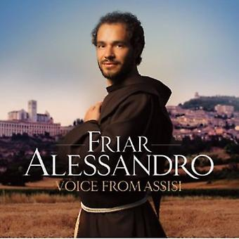 Friar Alessandro - Voice From Assisi [CD] USA import
