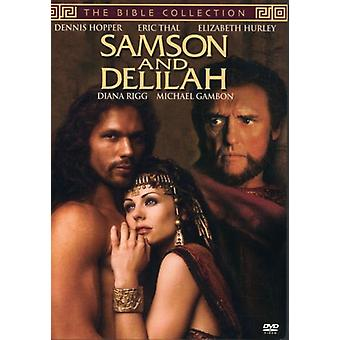 Samson & Delilah [DVD] USA import