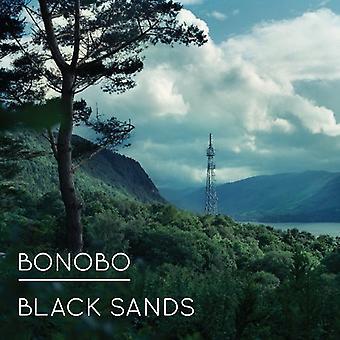 Bonobo - Black sand [CD] USA import