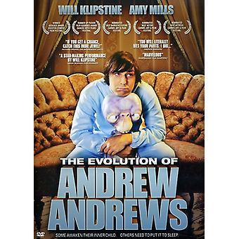 Udviklingen af Andrew Andrews [DVD] USA import