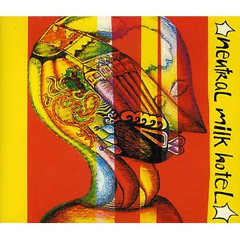 Neutral mælk Hotel - alt er [CD] USA import