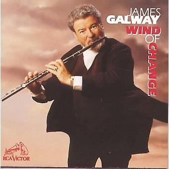 James Galway - Wind of Change [CD] USA import