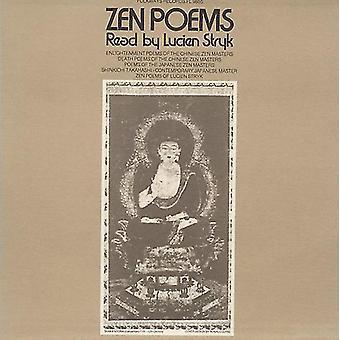 Lucien Stryk - Zen dikter: Läs av Lucien Stryk [CD] USA import