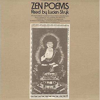 Lucien Stryk - wiersze Zen: Odczytu przez import USA Lucien Stryk [CD]