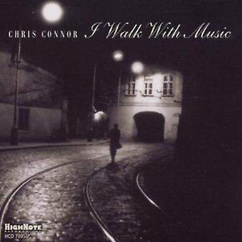 Chris Connor - I Walk with Music [CD] USA import