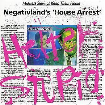 Negativland - Helter dumme [CD] USA importerer