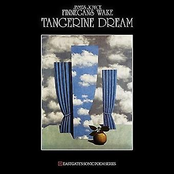 Tangerine Dream - James Joyce-Finnegans Wake [CD] USA import