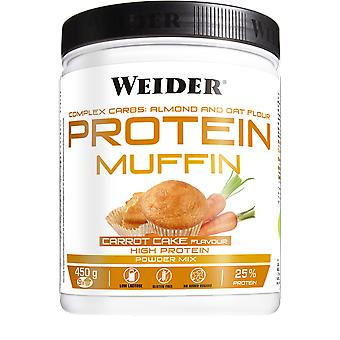 Weider Protein Muffin Carrot cake (Sport , Protéines et hydrate)
