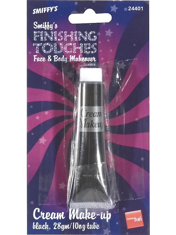 Make-up FX Aqua crème make-up zwart 28ml tube