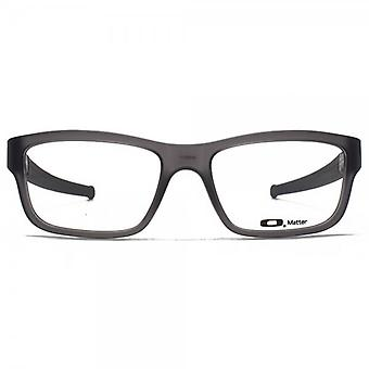 Oakley OX8034 Marshal Glasses In Satin Grey Smoke