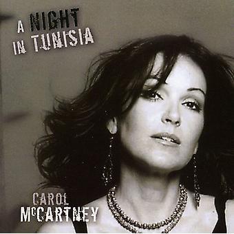 Carol McCartney - Night in Tunisia [CD] USA import