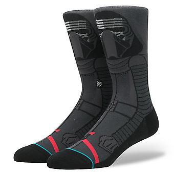Star Wars Kylo Ren Haltung Socken - dunkelgrau