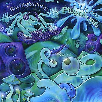 Skyhigh N Ting - Audio Playdough [CD] USA import
