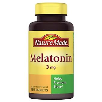 Nature Made Melatonin 3 mg Tabletten