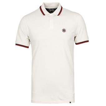 Pretty Green Stone Tipped Polo Shirt
