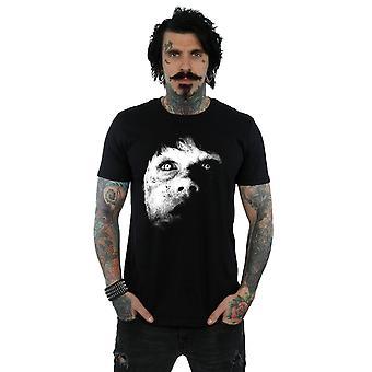 The Exorcist Men's Regan Demon Face T-Shirt