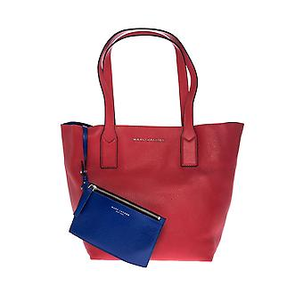 Marc Jacobs women's M00081261SZ623 red leather tote
