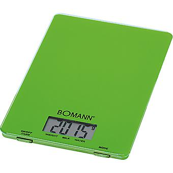 Bomann balance Digital KW 1515 Green
