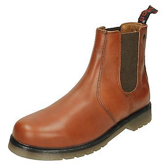 Herre HX London ankel støvler HX01C