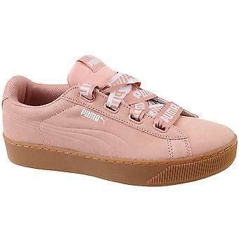 Puma Vikky Platform Ribbon Bold 365314-02 Womens sneakers