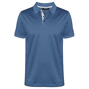 Lagerfeld Lagerfeld Light Blue Polo Shirt