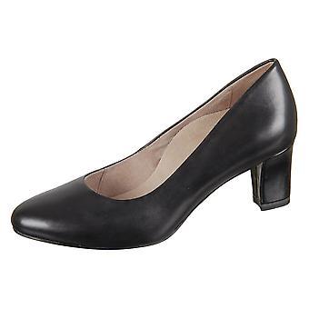 Tamaris Black Leder 12240320001 universal  women shoes