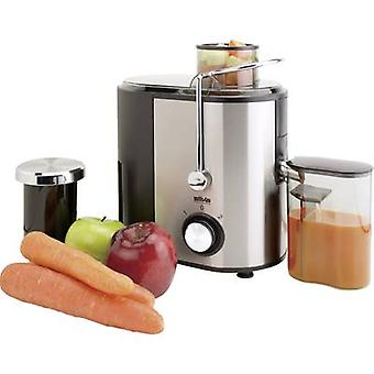 Juicer Silva Homeline AE4040 400 W Stainless steel, Black juice spout